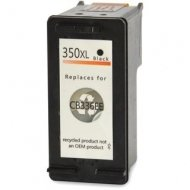 HP350 XL (CB336EE) съвместима мастилница, черен