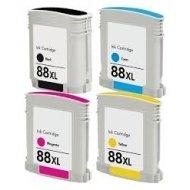 HP 88XL ссъвместим икономичен комплект