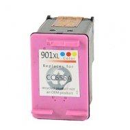 HP901CL XL (CC656AE) съвместима мастилница, цветна