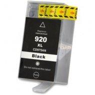 HP 920XL (CD975AE) съвместима мастилница, черен