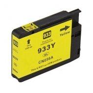 HP 933Y (CN056AE) съвместима мастилница, жълт