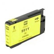 HP 951XL (CN048AE) съвместима мастилница, жълт