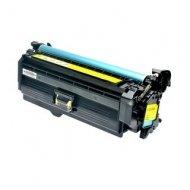 HP CE262A съвместима тонер касета, жълт