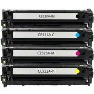 HP CE320A-CE323A съвместим икономичен комплект