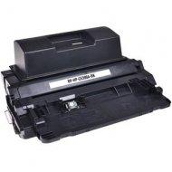 HP CE390A съвместима тонер касета, черен