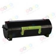 Lexmark 50F2U00 съвместима тонер касета, черен