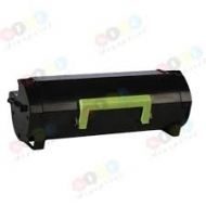 Lexmark 50F2000 съвместима тонер касета, черен