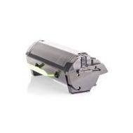 Lexmark 602 / 60F2000 съвместима тонер касета, черен
