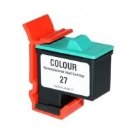 Lexmark 27 (10N0227E) съвместима мастилница, цветна