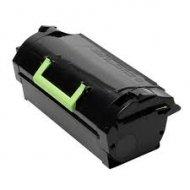 Lexmark 62D2H00 съвместима тонер касета, черен
