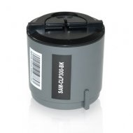 Samsung CLP-K300A съвместима тонер касета, черен