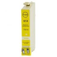 Epson T0614 съвместима мастилница, жълт